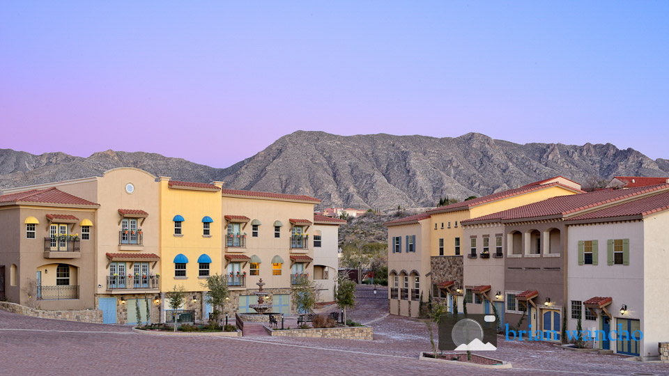Piazza Escondida in El Paso Texas
