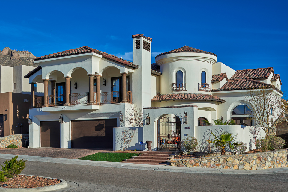 Custom home photography for joseph homes el paso for New homes in el paso tx