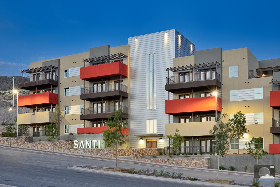 Santi Dwellings El Paso Professional Photographer
