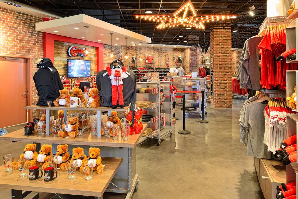 Chihuahuas Team Store - Interior Architecture photographer