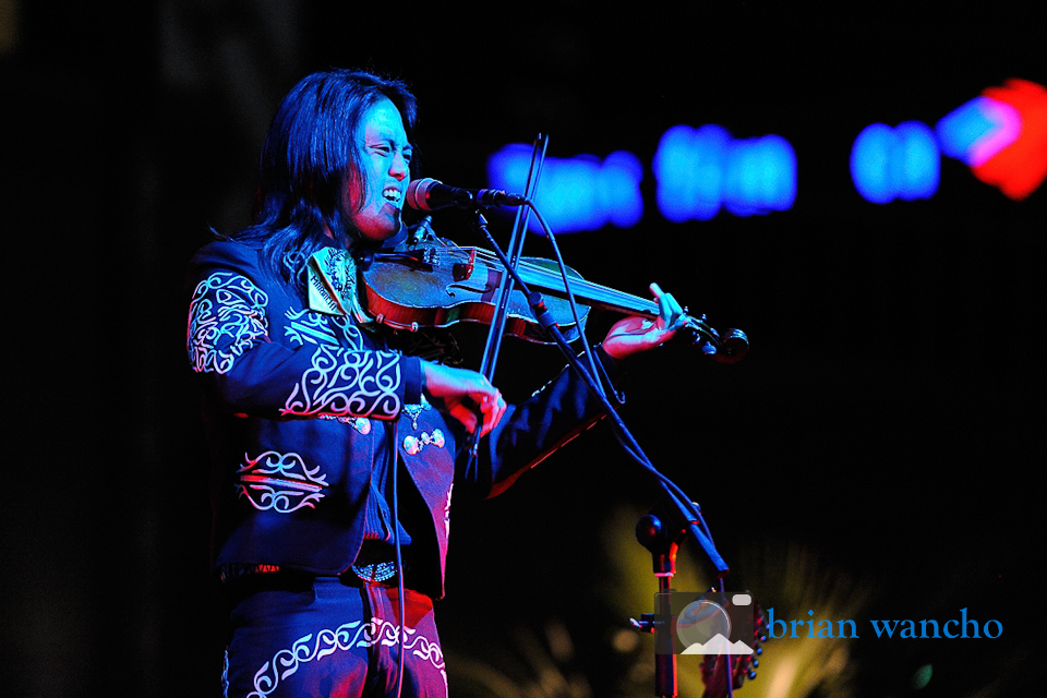 Concert photography - Mariachi El Bronx in El Paso