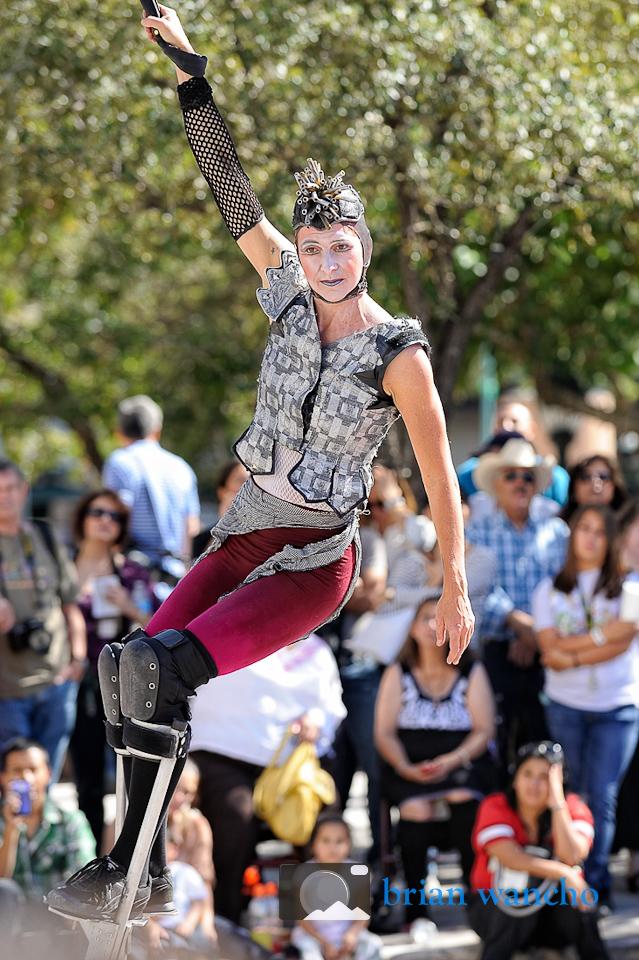 Live performance photographer in El Paso - Flexion