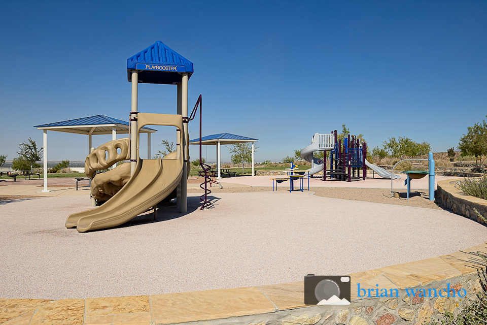 Park in Cimarron Community - El Paso Photographer