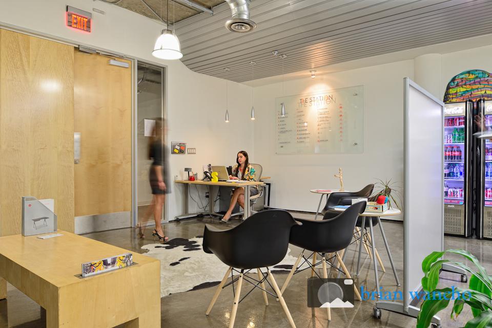 Creative interior photographer in El Paso