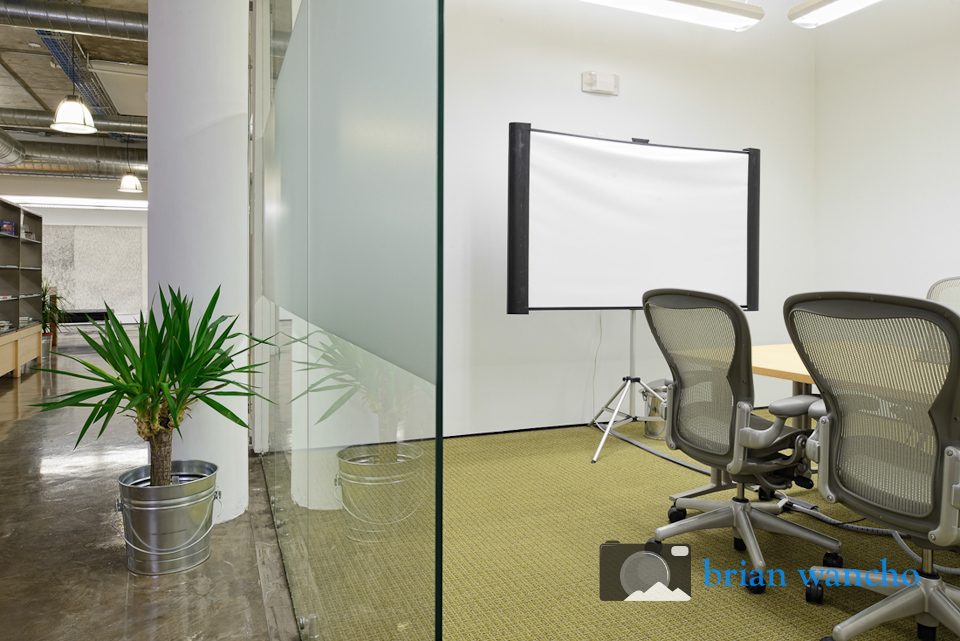 Conference Room at The Station
