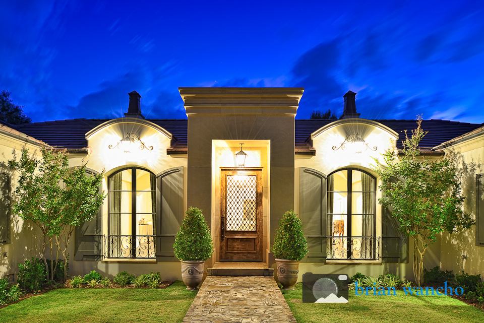 Stunning Dusk Photography In El Paso Quality Architectural Photographer