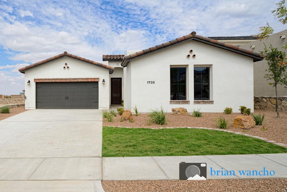 Exterior Real Estate Photographer in El Paso TX
