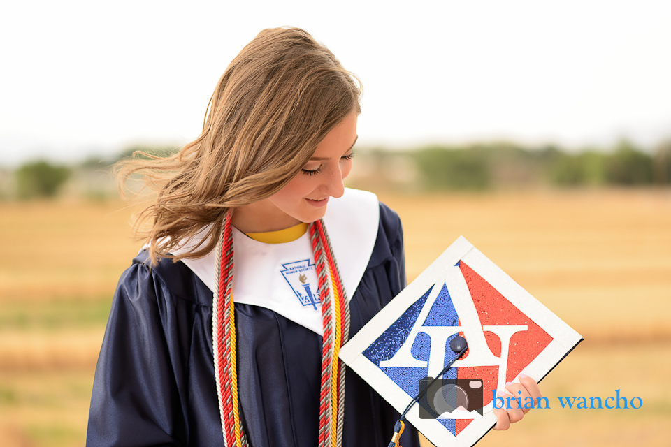 Cap and Gown photographer