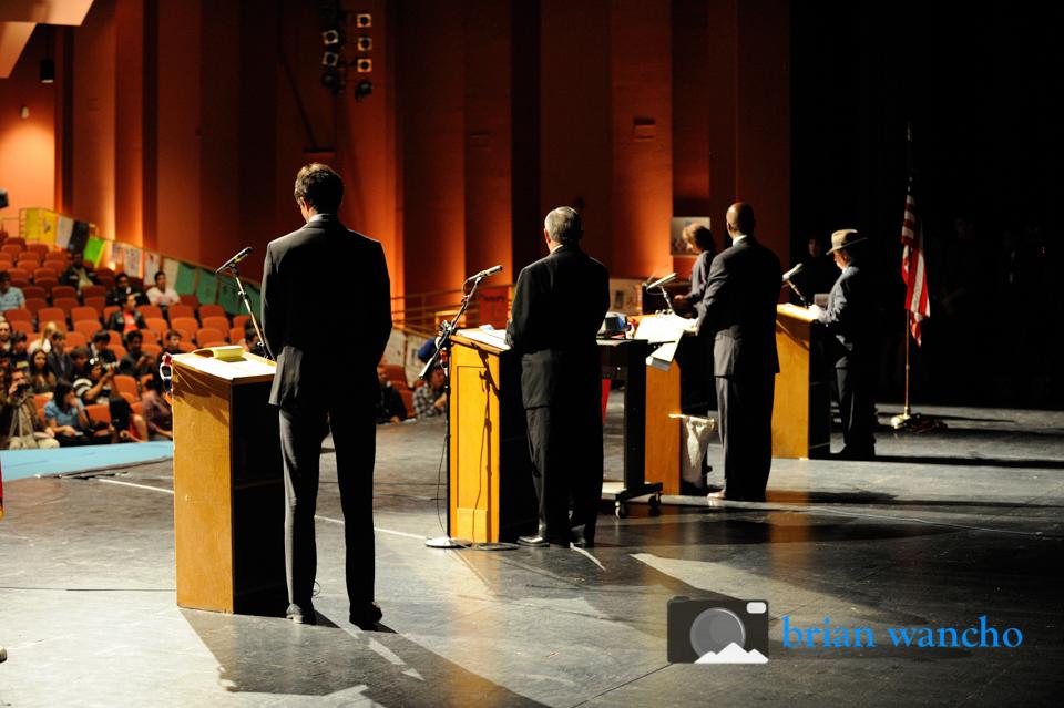 El Paso Event Photographer - Coronado Congressional Debate