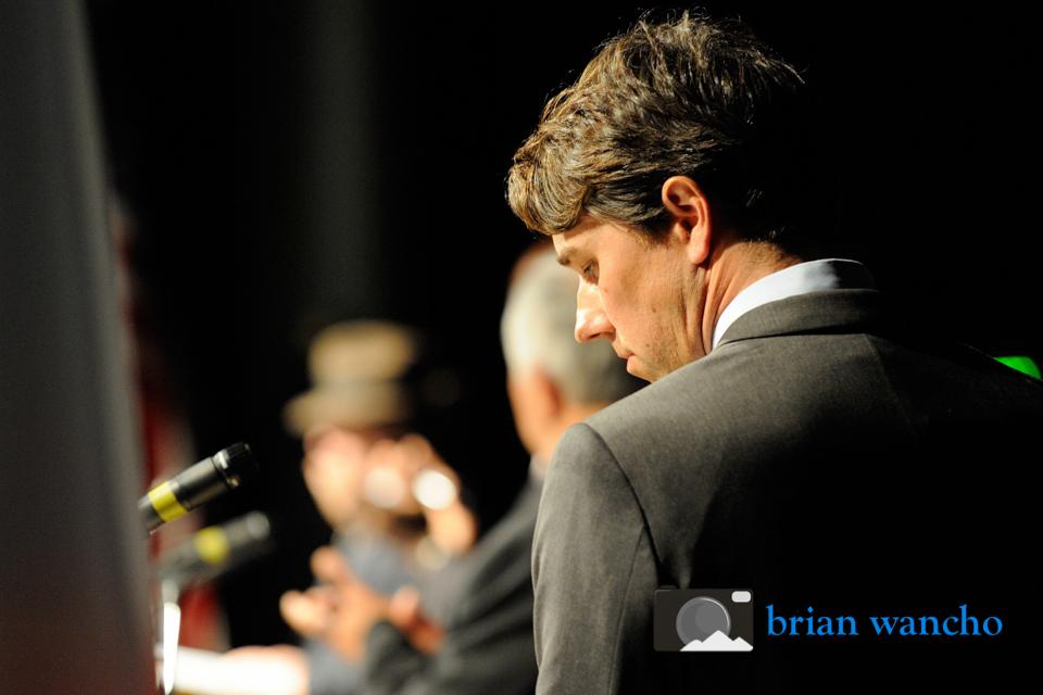 Event Photography: Beto O'Rourke at Coronado Congressional Debate