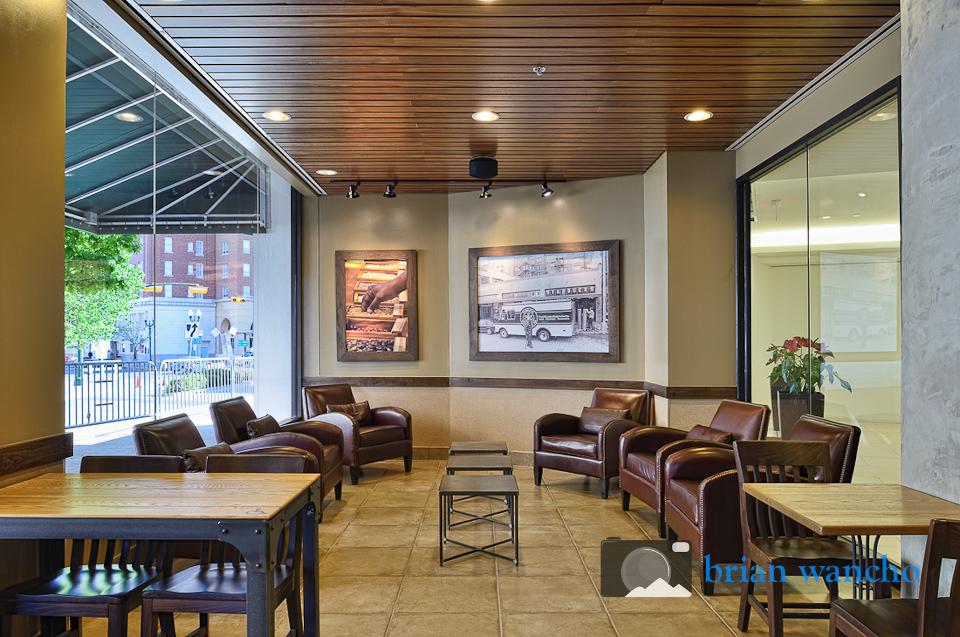 Interior Architecture photographer in El Paso - Starbucks