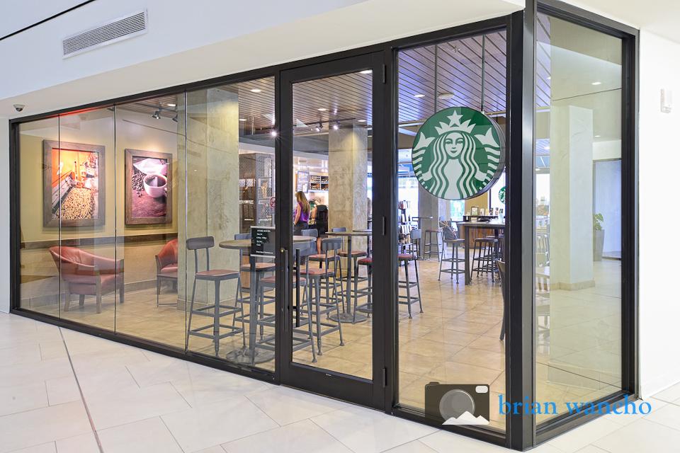 Starbucks store in downtown El Paso