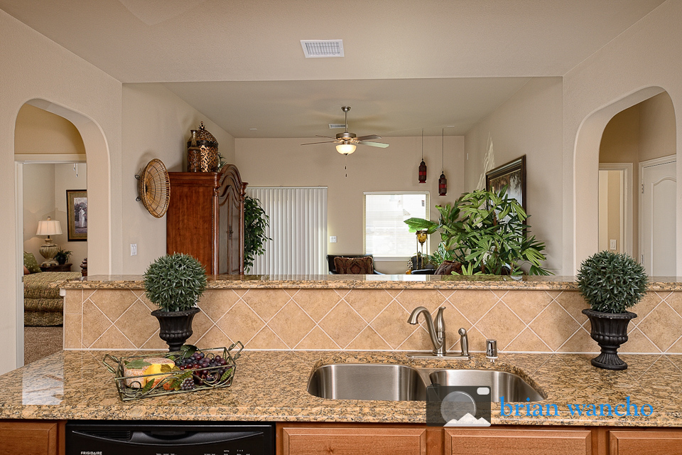 Interior real estate photographer in El Paso