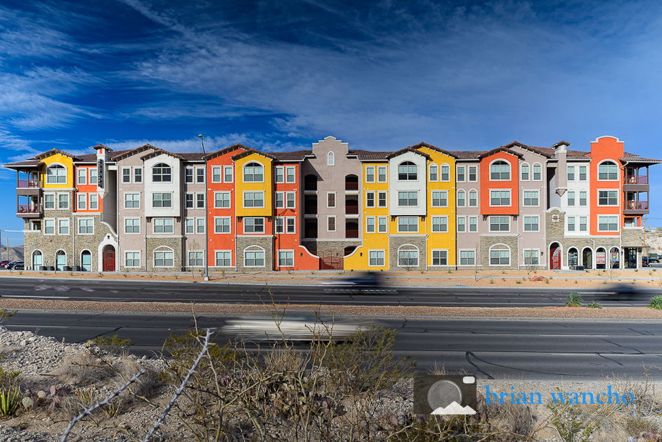 Upscale residential photography